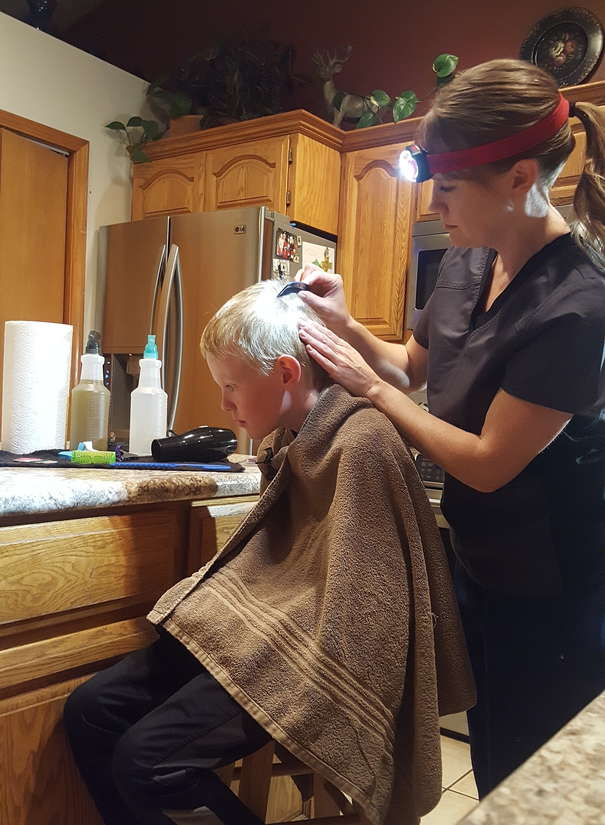 Lice Treatment in Ellicott City, MD