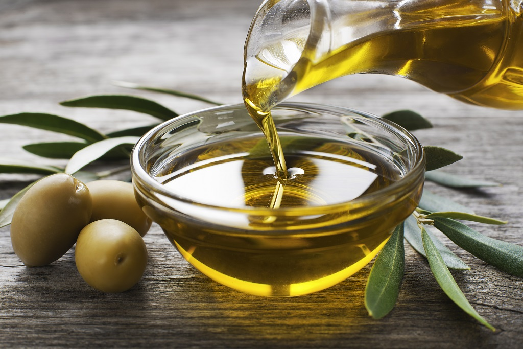 Olive Oil Lice Treatment