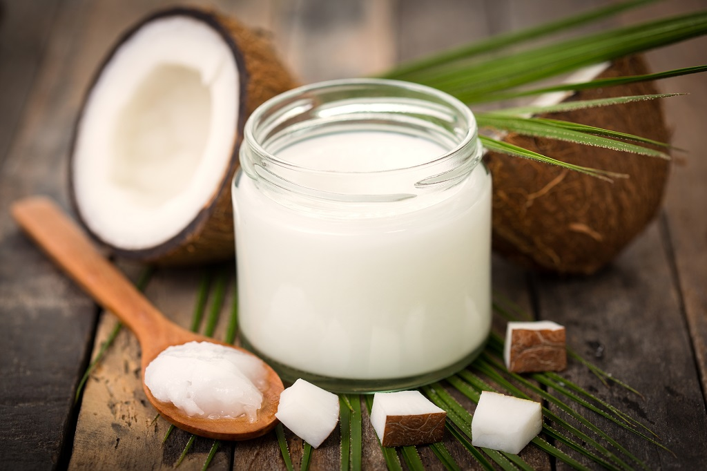 Coconut Oil Lice Removal