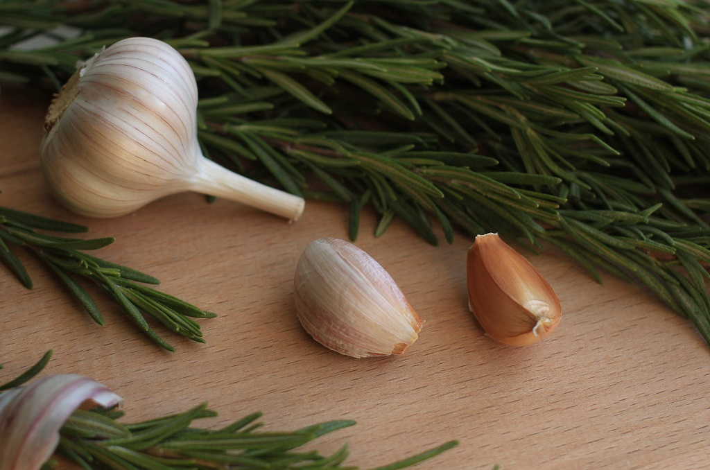 Garlic Lice Treatment