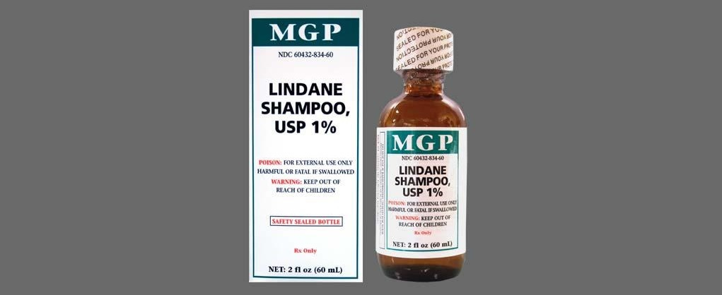 Lindane for Lice Removal