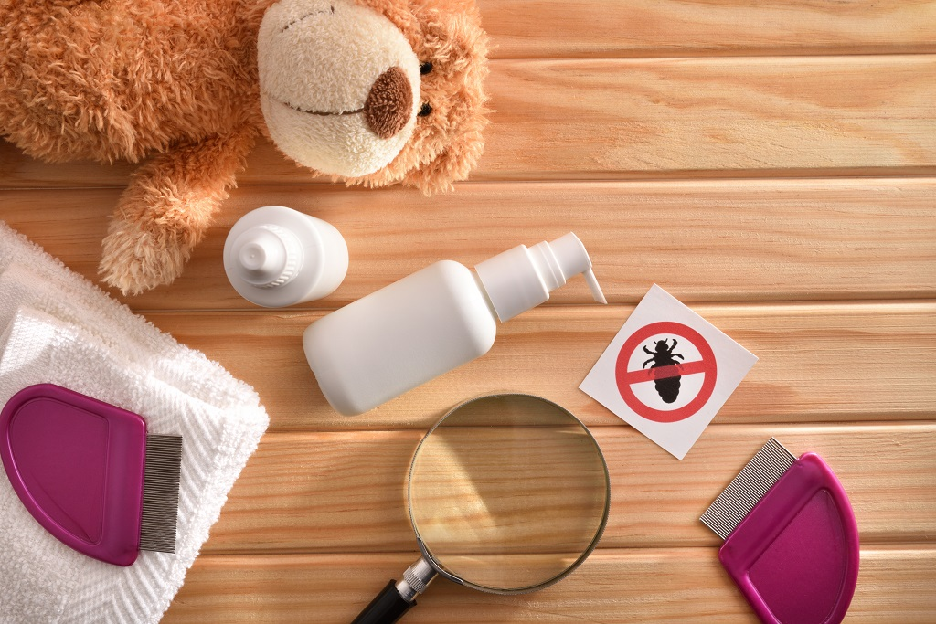 How Not to Get Lice From Your Child