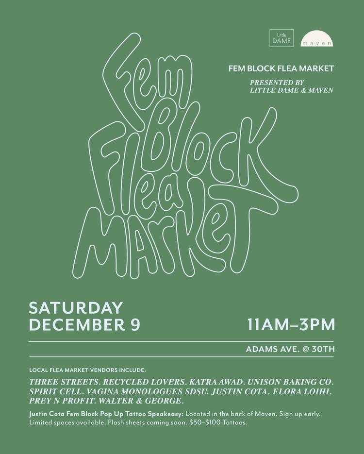 Fem Block Flea Market Pt. 2