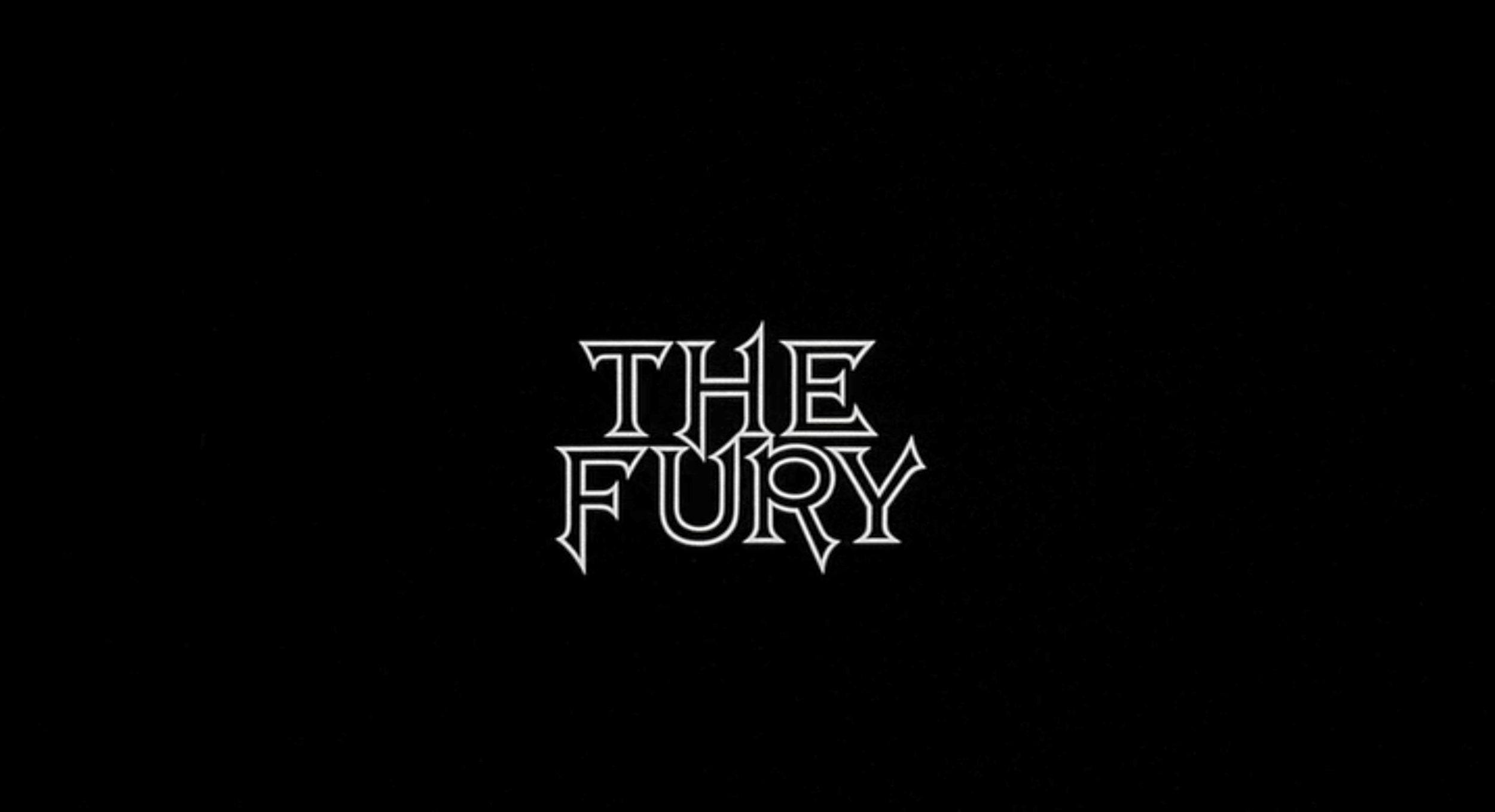 The Fury, 1978