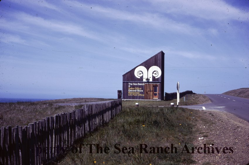 The Sea Ranch | Marker Building