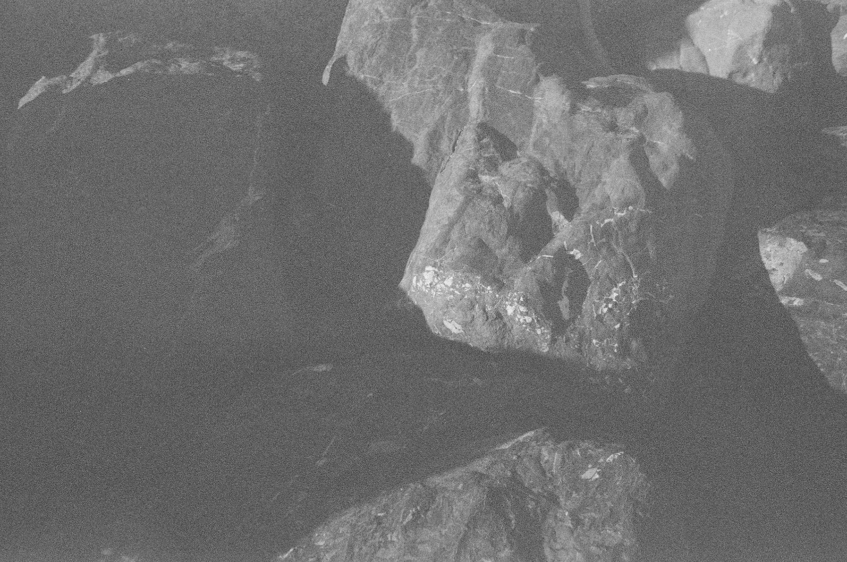 Marble Rocks   Bolinas, CA   © 2018 Anne Szafranski.