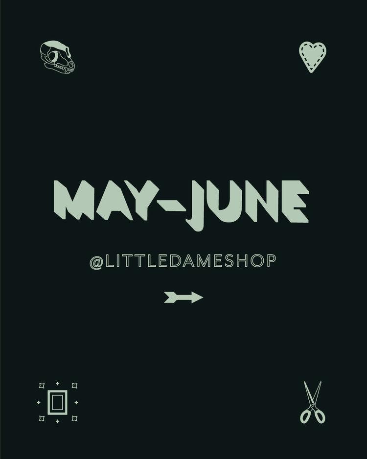 Little Dame Event Calendar