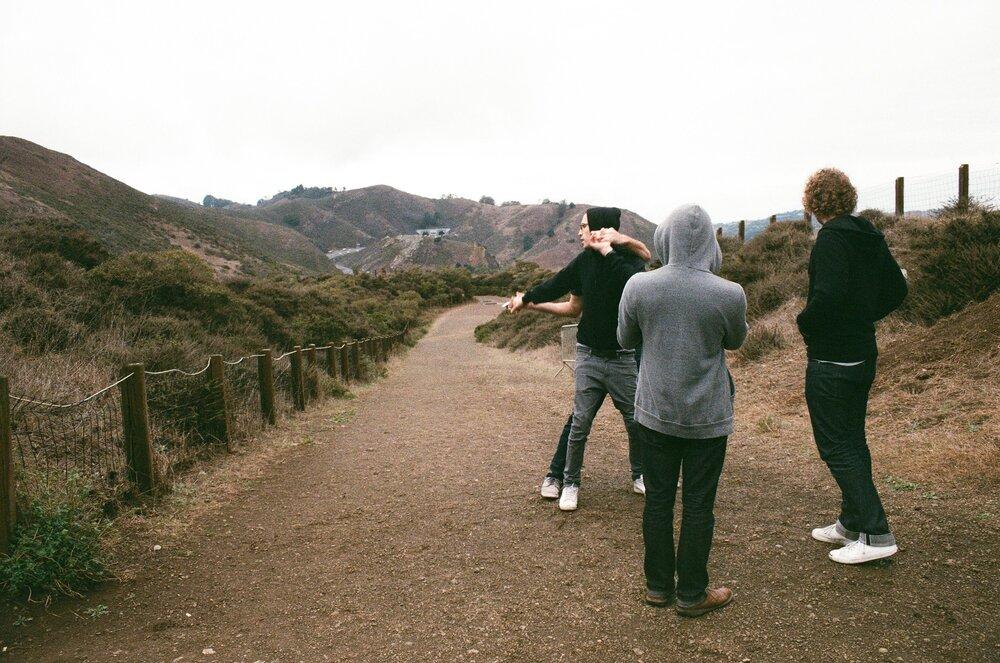 San Francisco • Expired Film | Anne Szafranski