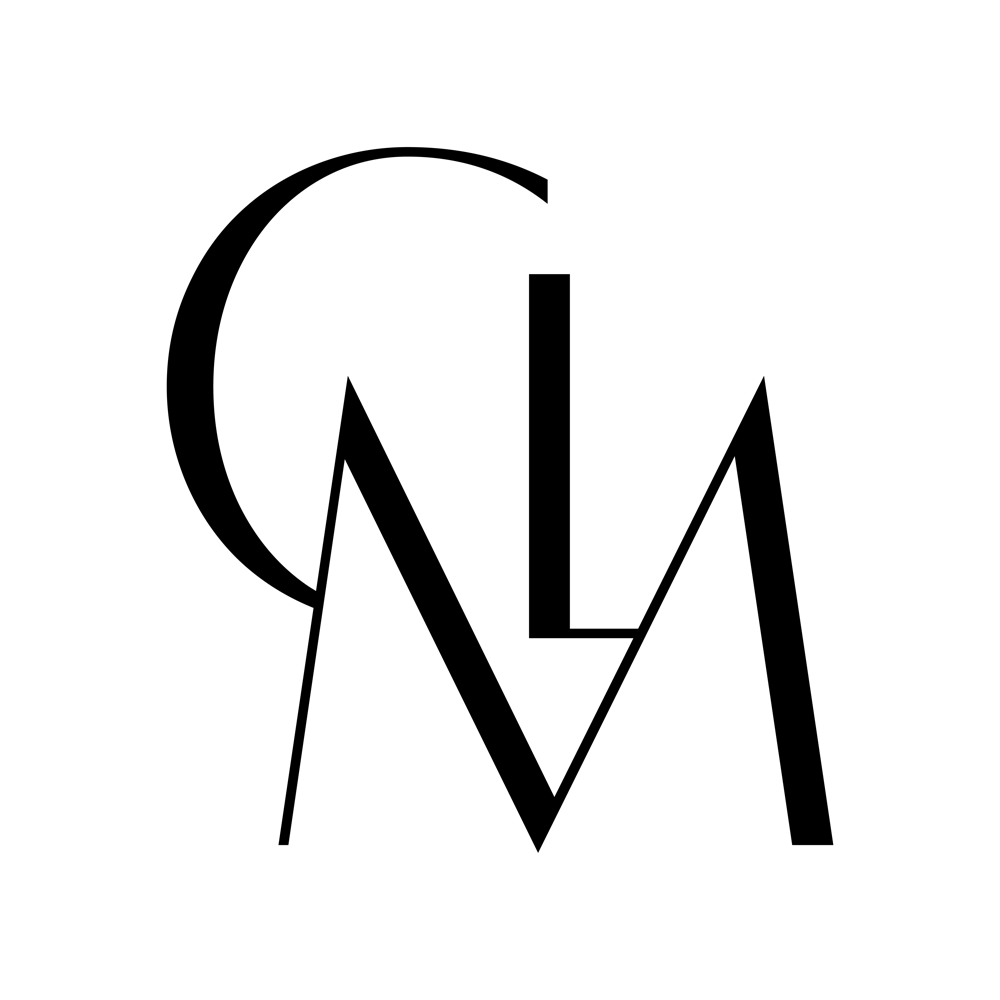Compass Monogram, CLM