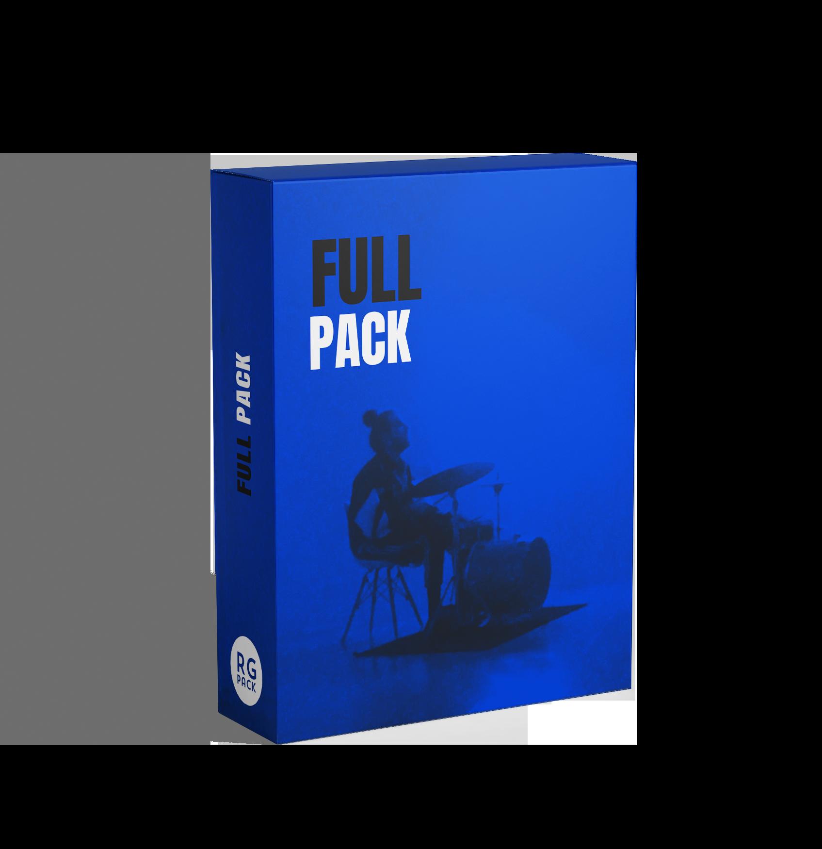 RG Full Pack