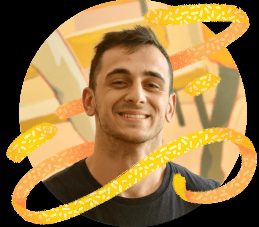 Clément Lionne développeur mobile de Kelvin
