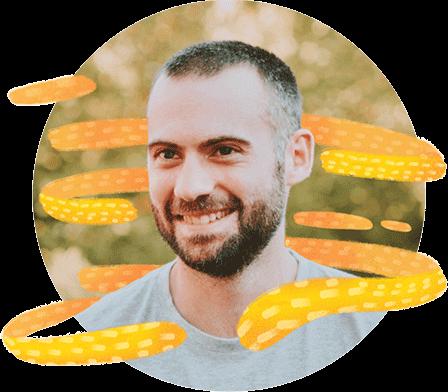 Thomas Favre développeur senior et CTO de MellonMellon