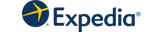 Logo d'Expedia entreprise ayant fait la formation prospection B2B de la Briqueterie
