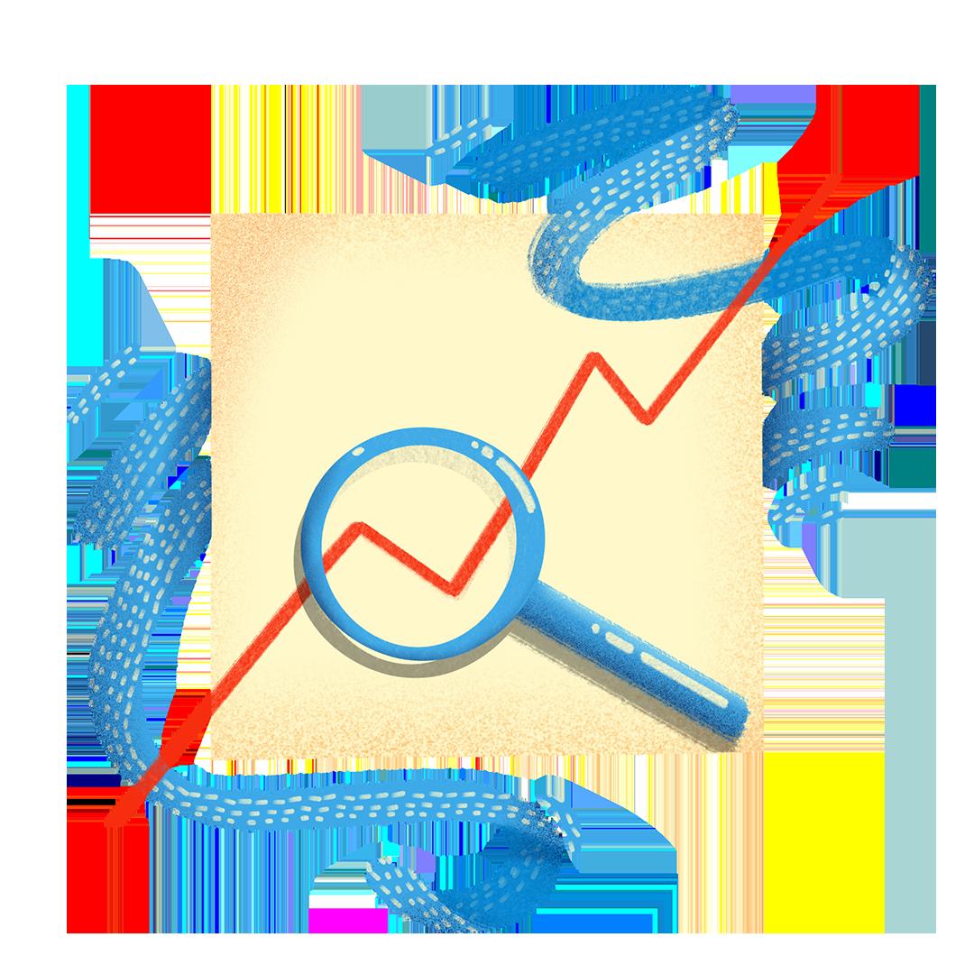 Visuel représentant la méthode d'une formation en webmarketing à La Briqueterie