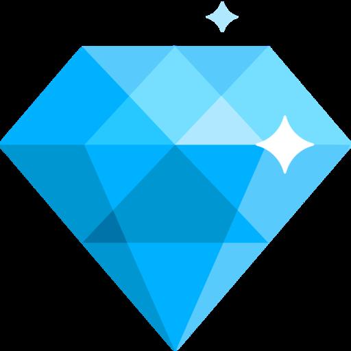 Diamond Emoji Vector - Vecteur h