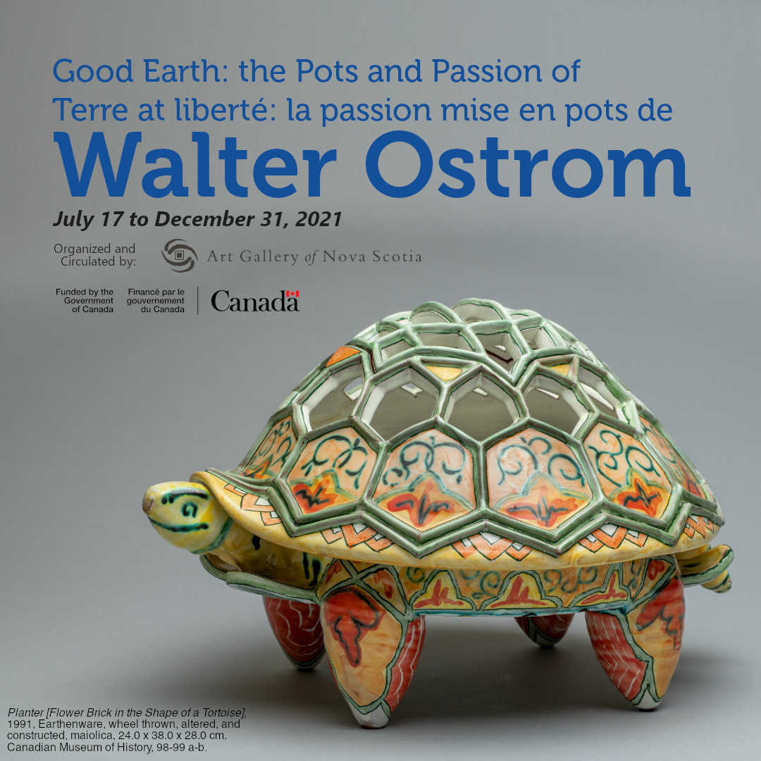 A ceramic painted turtle