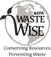 Official Waste Wise Logo for Certification