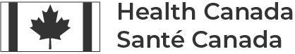 Official Health Canada Logo for Certification