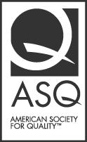 Official ASQ Logo for Certification