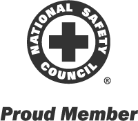 Official National Safety Council Logo for Certification