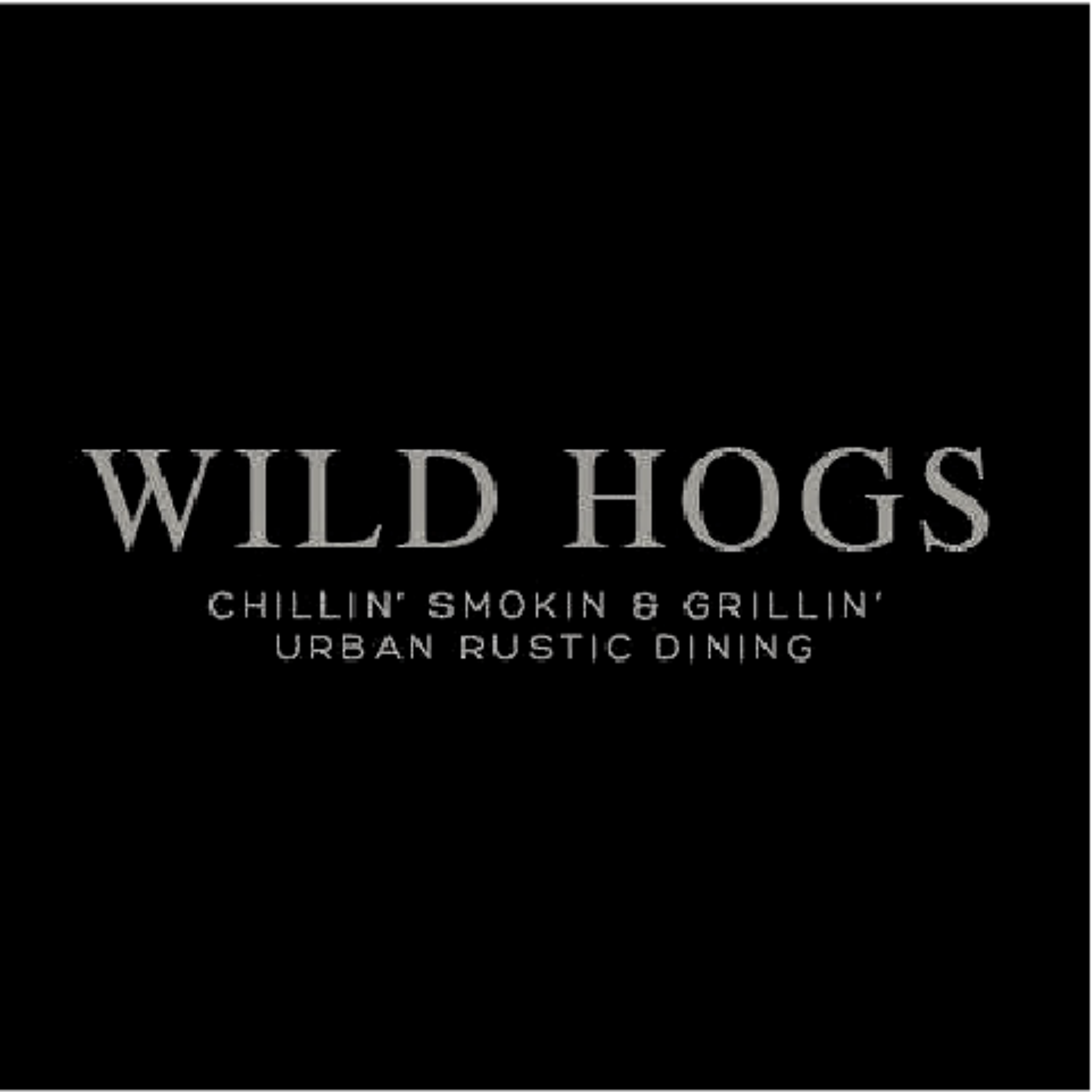 best ribs in the town. only available at wild hogs restaurant