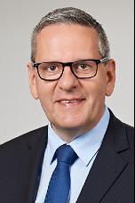 Headshot of Patrick Schwarzkopf, Director of EUnited Robotics