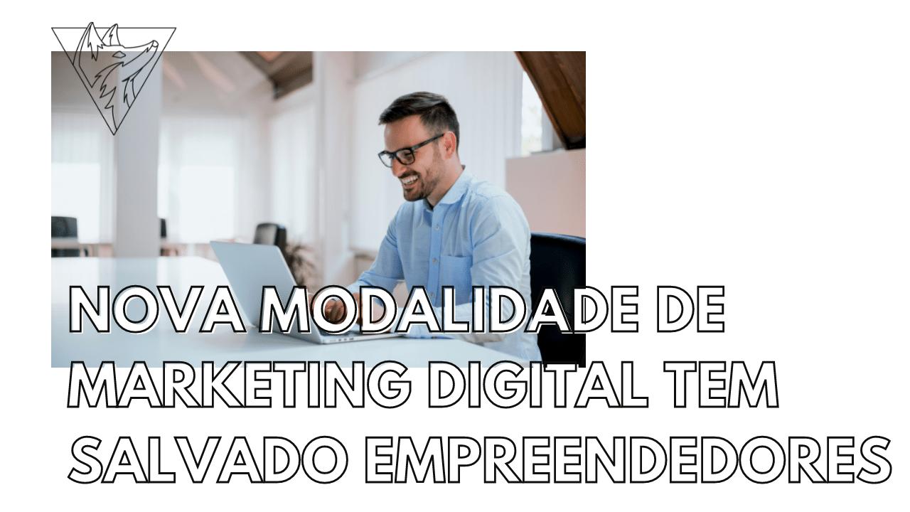 Nova modalidade de serviço de marketing digital tem salvado empreendedores