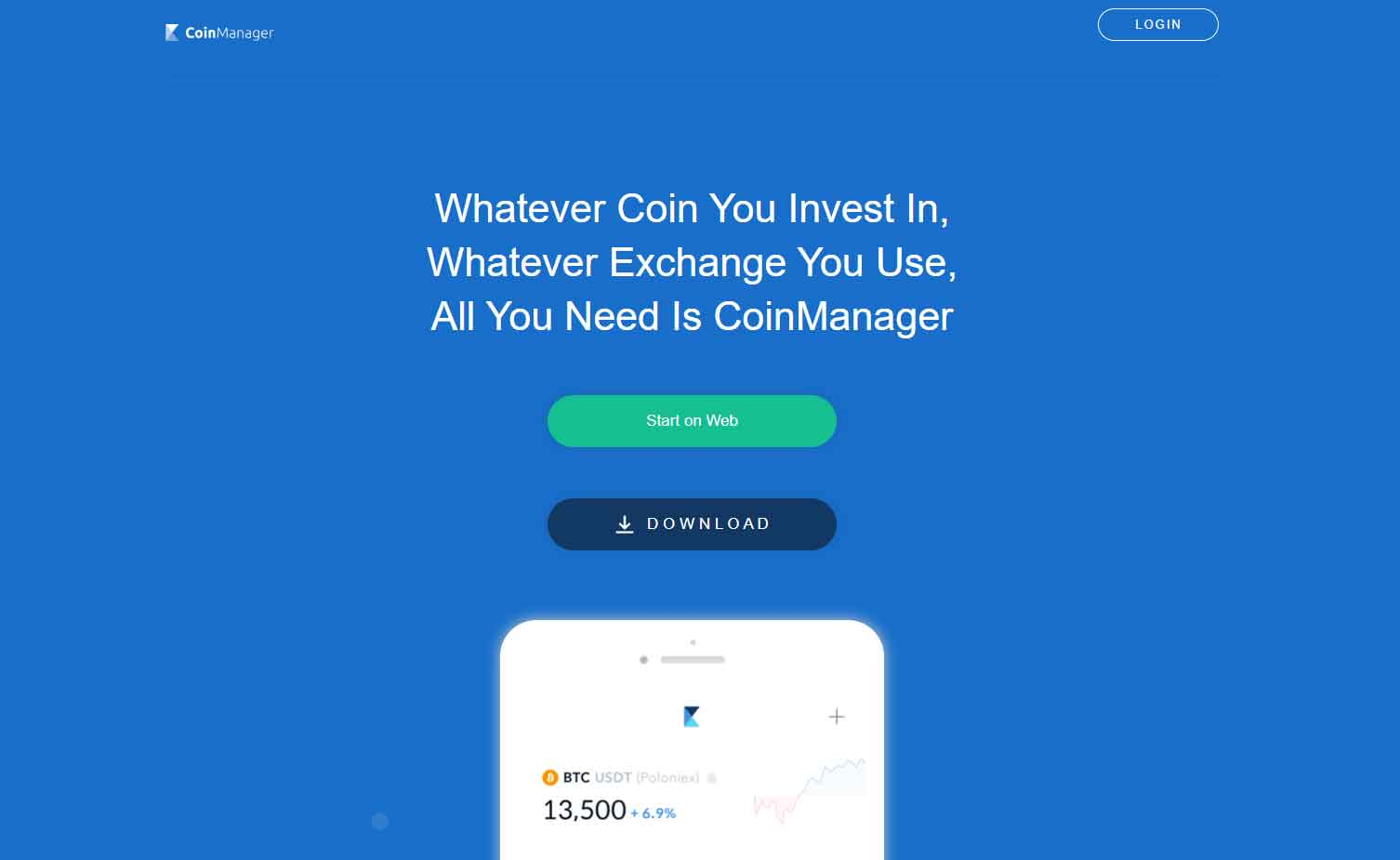 crypto portfolio management tool