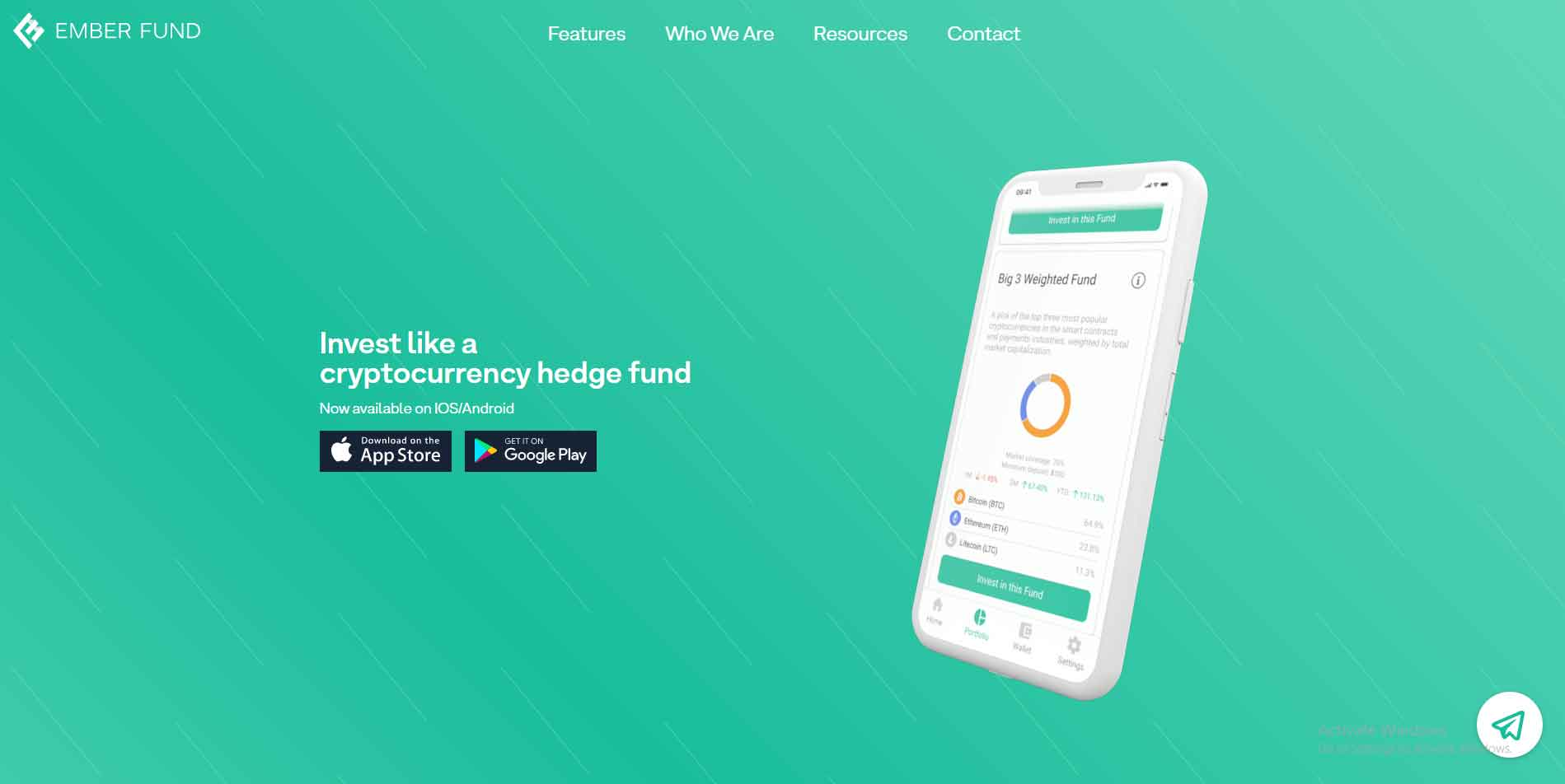 cryptocurrency hedge fund