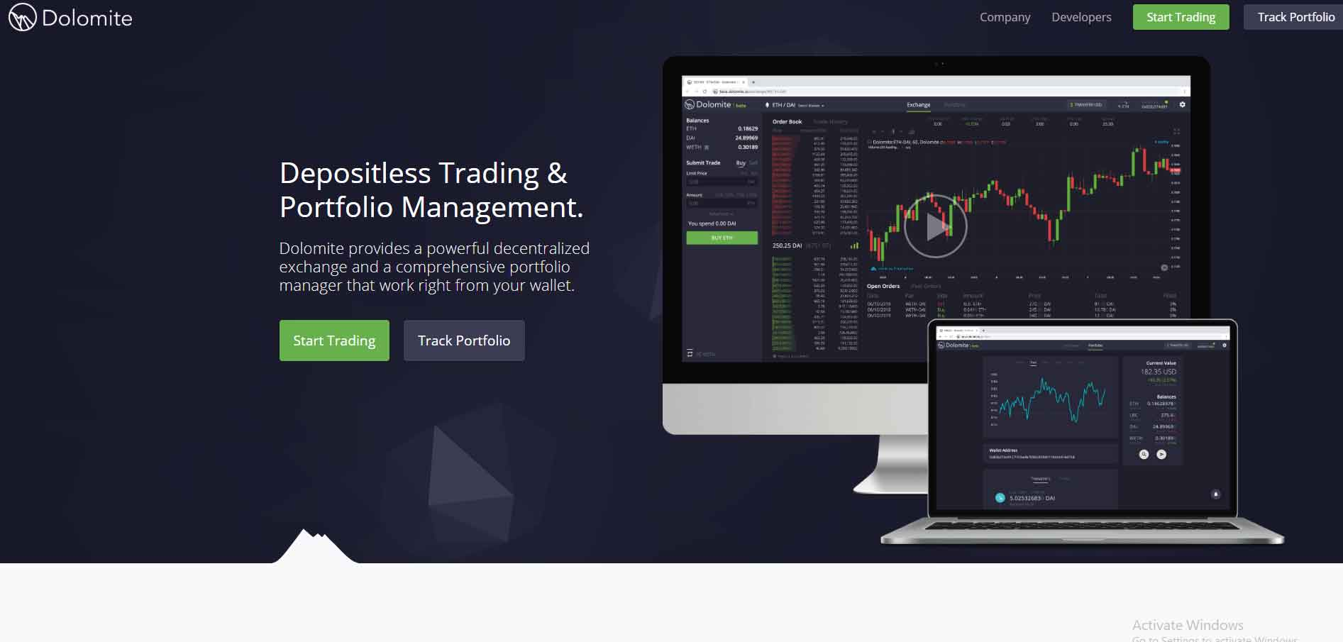 portfolio management tracker tool