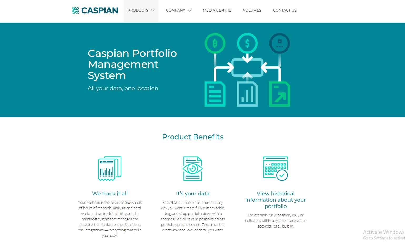 portfolio management system