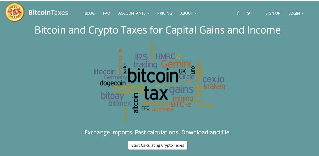 Bitcoin and Crypto Taxes