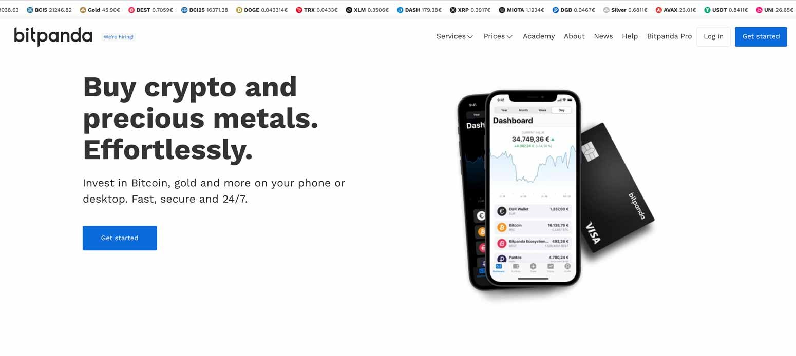 Best reliable crypto trading app