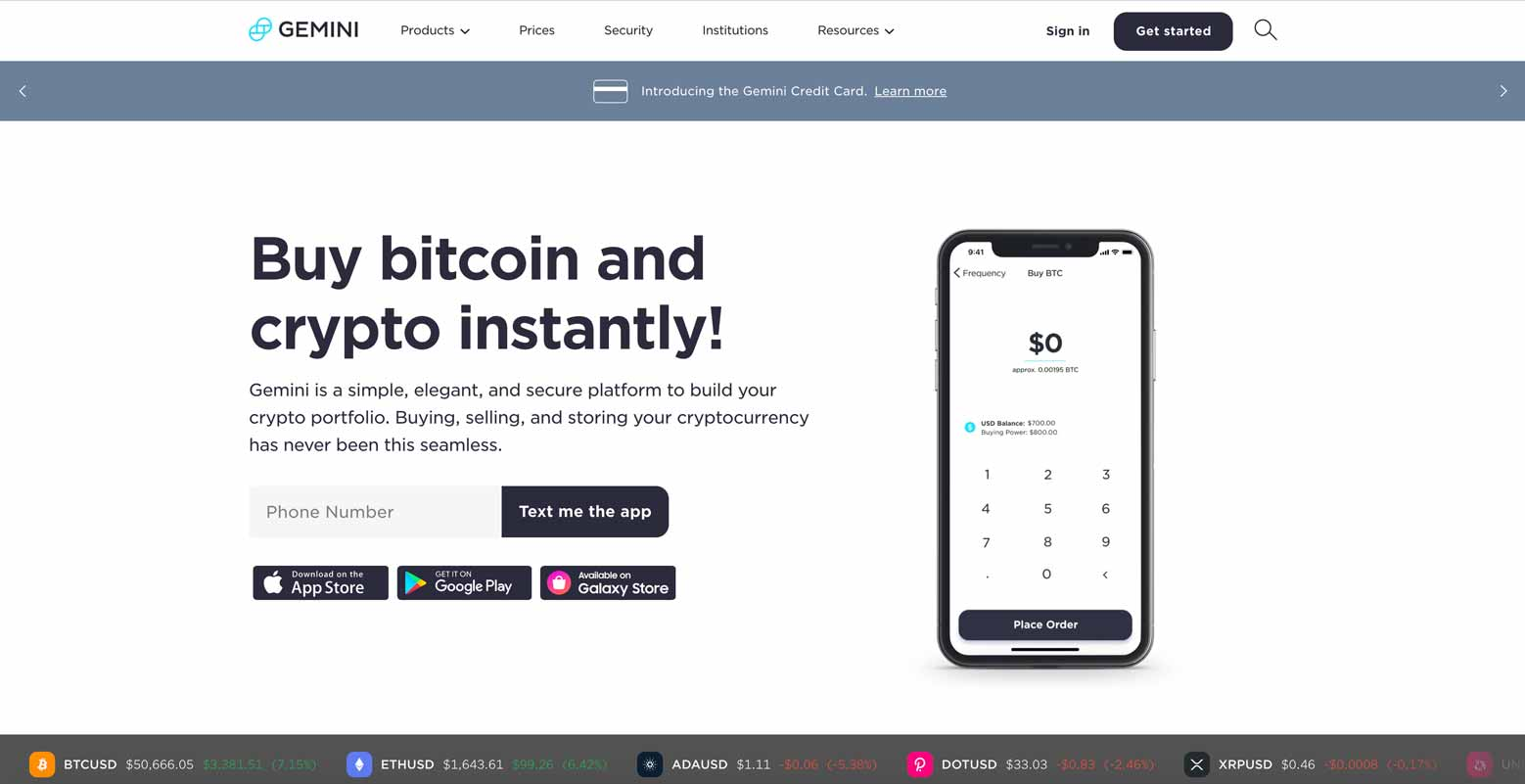 Best for crypto exchange deals