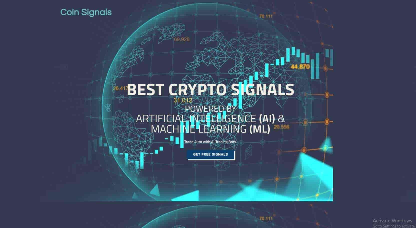 crypto signalai