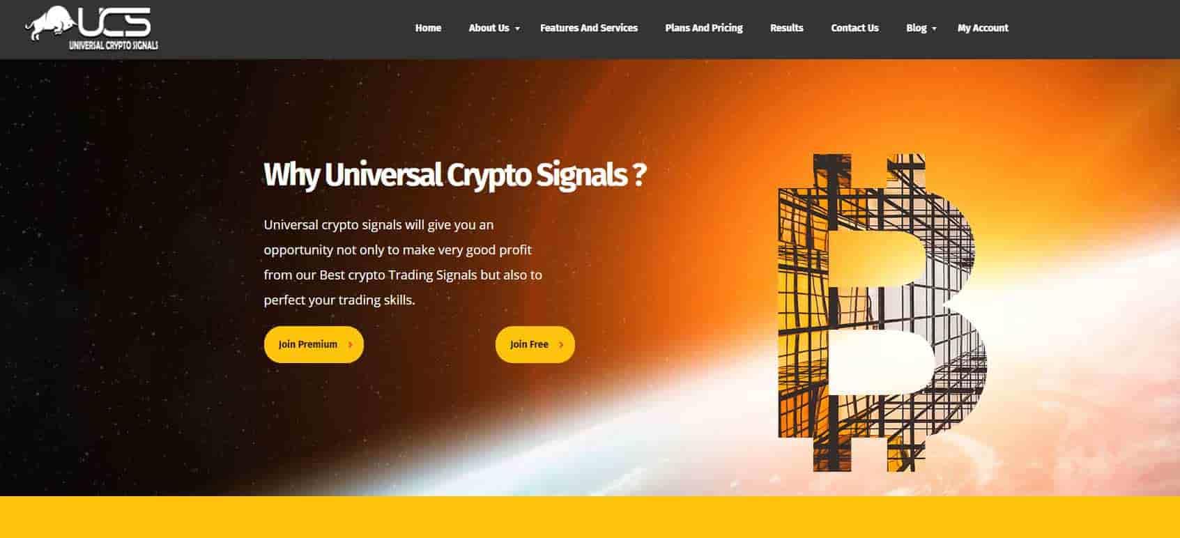 universal crypto signals