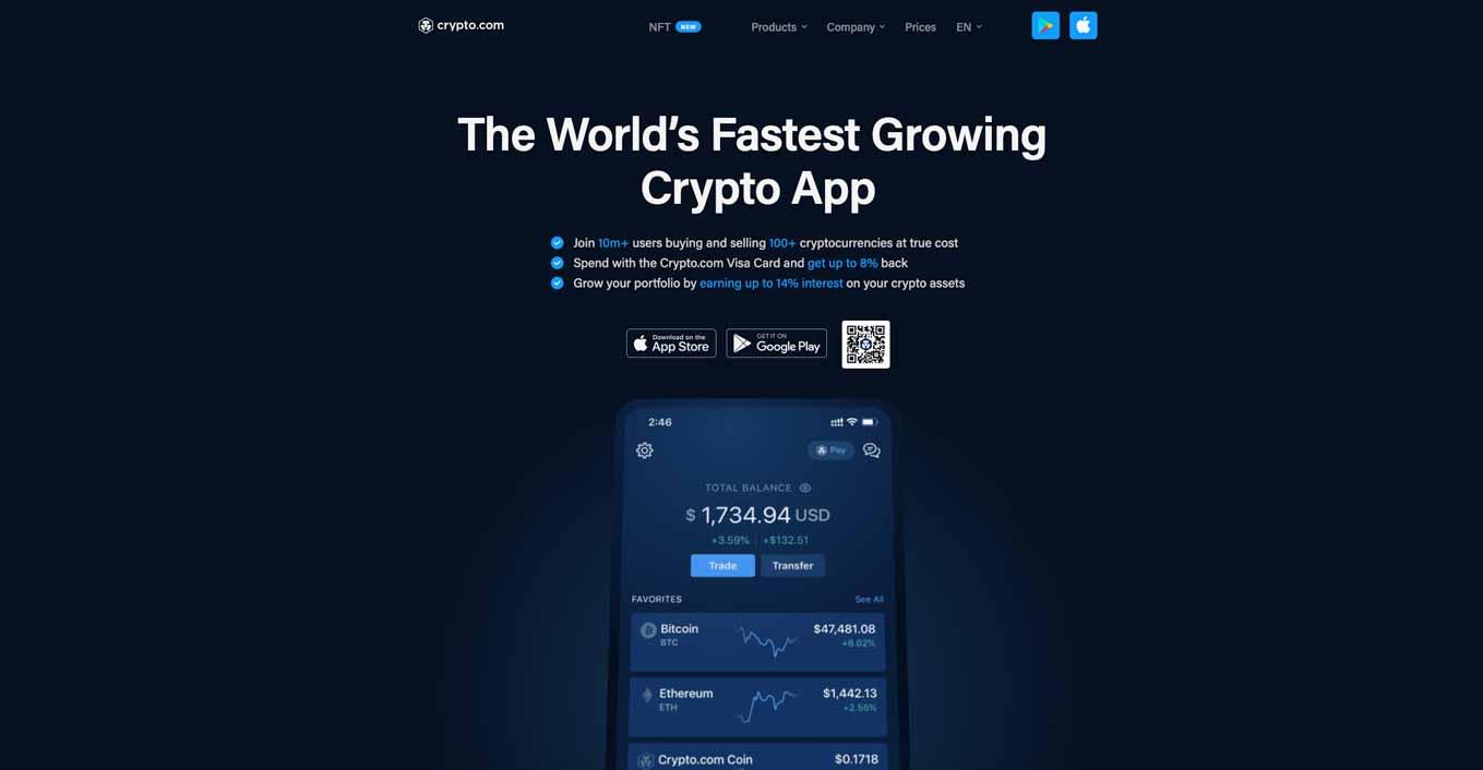 Crypto.com best crypto savings account