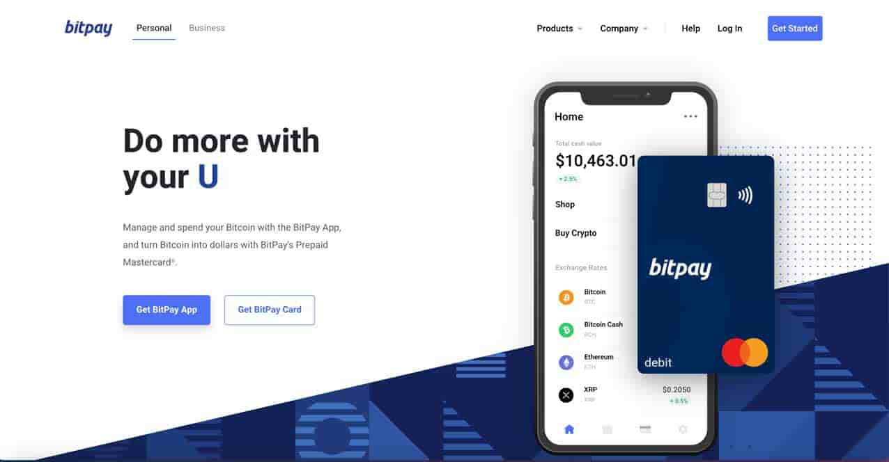 best crypto cards from bitpay