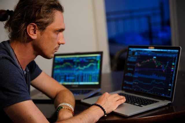 buy stocks with crypto