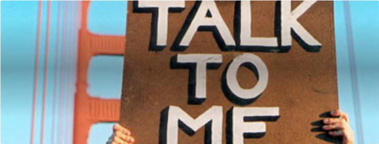 Talk to Me Assitej og Scenekunstbruket på Showbox