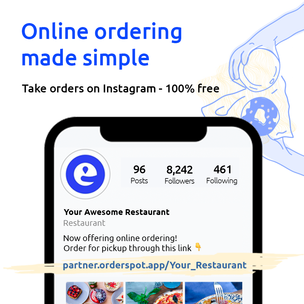 Orderspot Online Ordering Made SImple