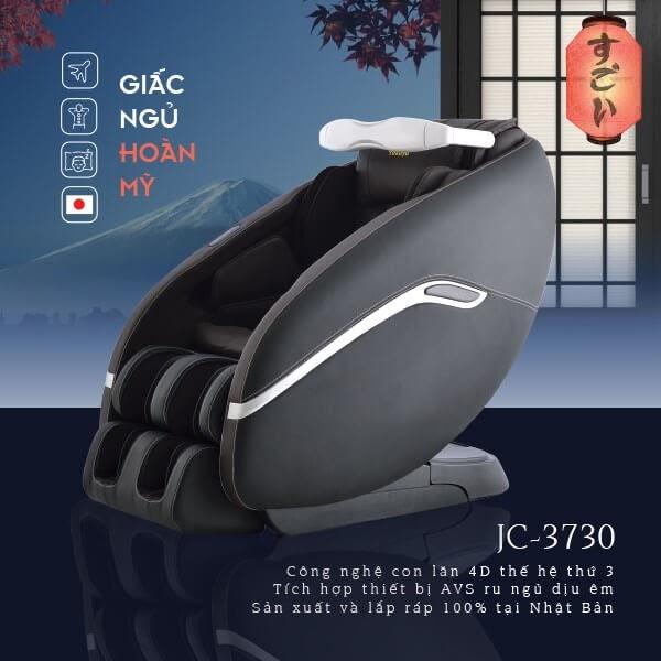 ghế massage 4d jc-3730