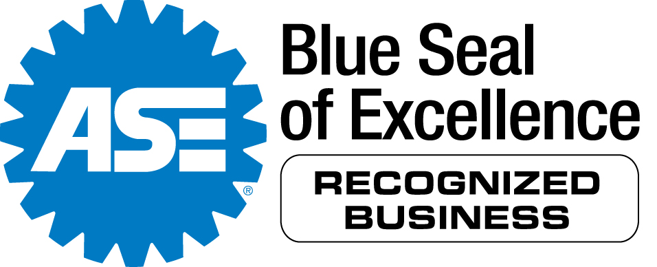 J's Auto Service has the ASE's Blue Seal of Excellence