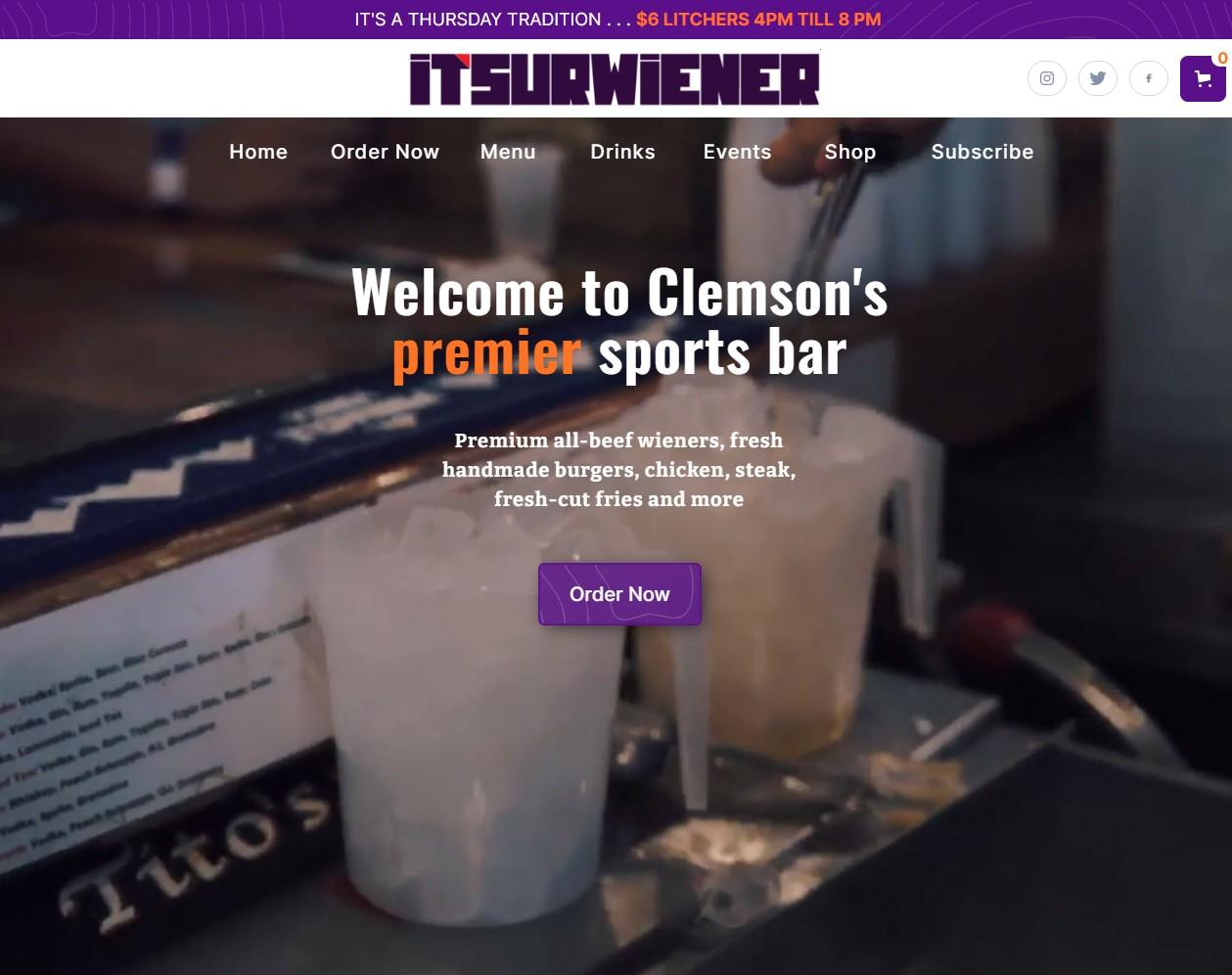Itsurwiener Website Thumbnail