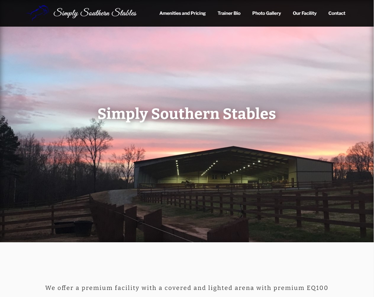Simply Southern Stables Thumbnail