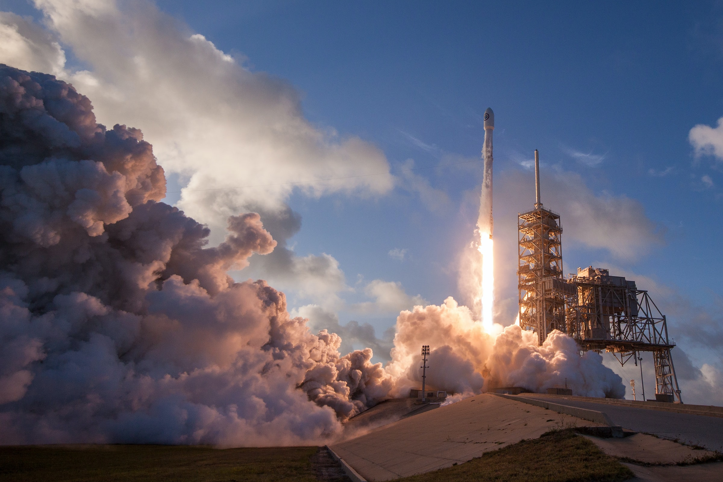 Photo by SpaceX
