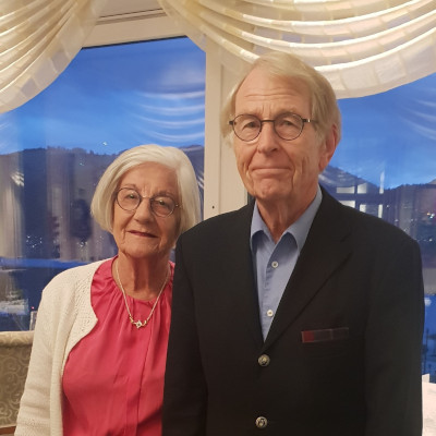 Mr and Ms Leutenegger