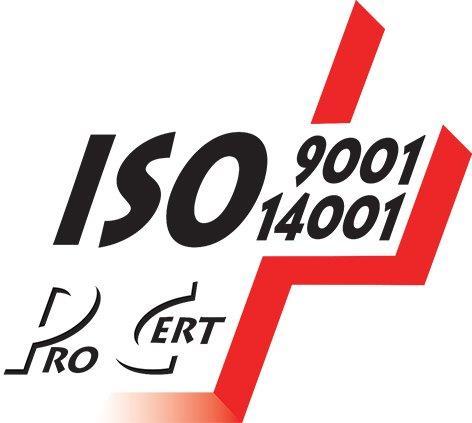 Logo ISO 9001 14001