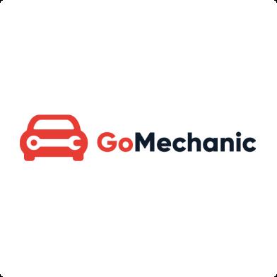 GoMechanic Logo