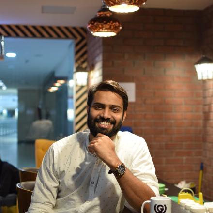 Rahul Veerwal CEO & Founder GetWork